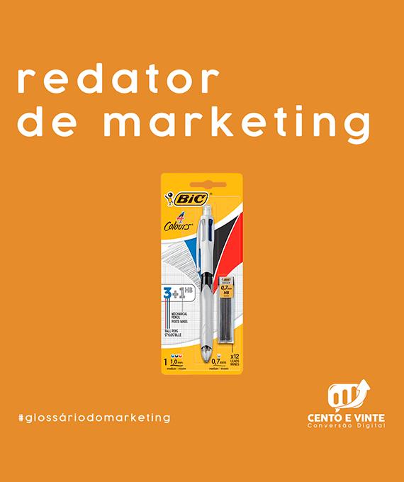 Redator de Marketing