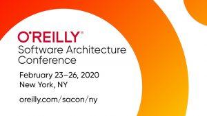 O'Reilly - Software Architeture Conference @ Shoreline Amphitheatre