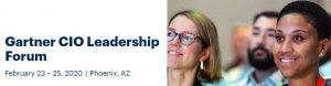 Gartner CIO Leadership Forum