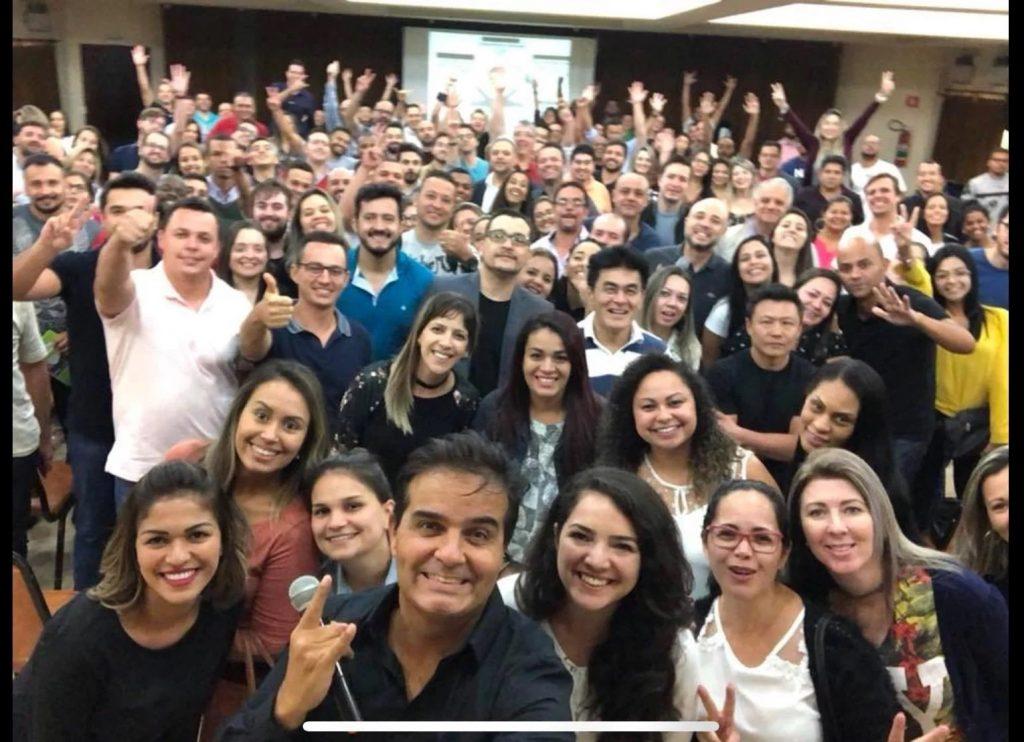 Curso de vendas, vendedor rainmaker, Ricardo Jordão Magalhães
