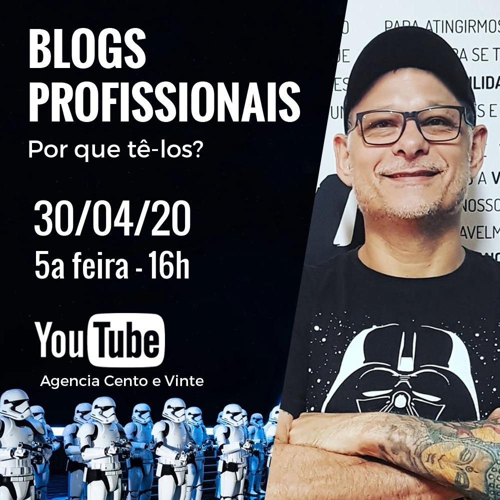 Blog Profissional - Por que tê-lo? 1