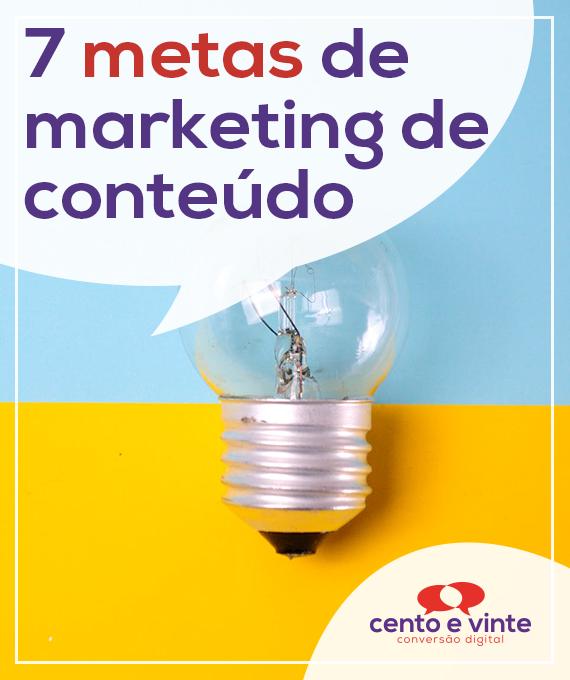objetivos do marketing