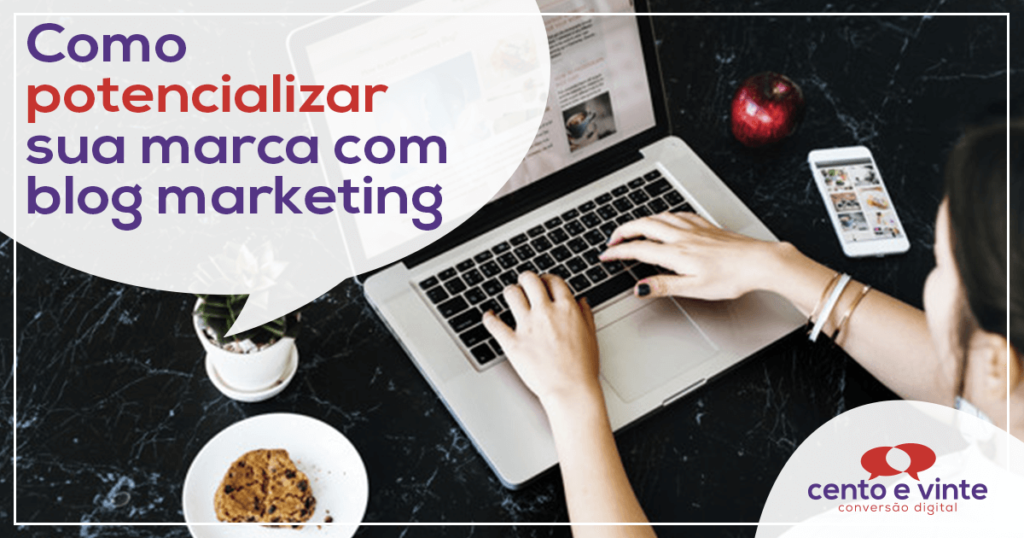 Como potencializar a sua marca com o BLOG MARKETING #2 1