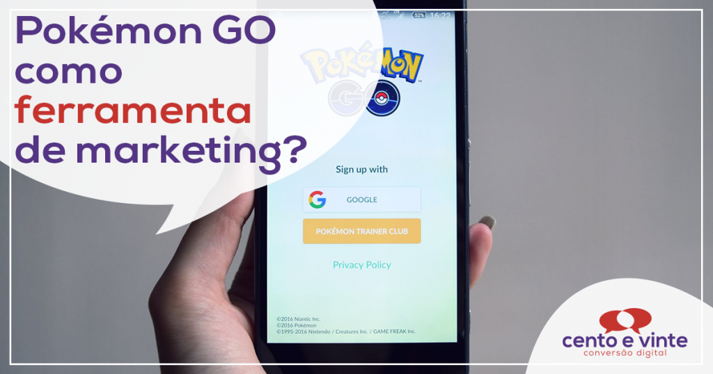 Pokémon Go como ferramenta de Marketing 1