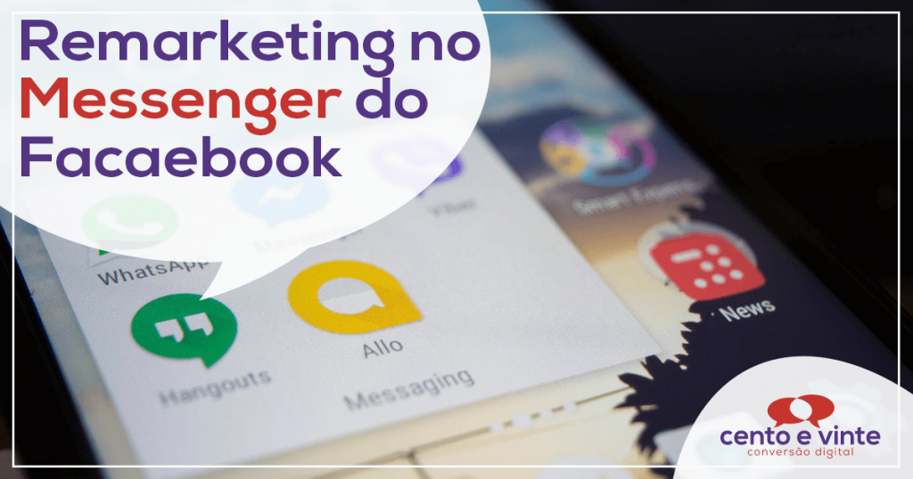 Remarketing no Messenger do Facebook 1