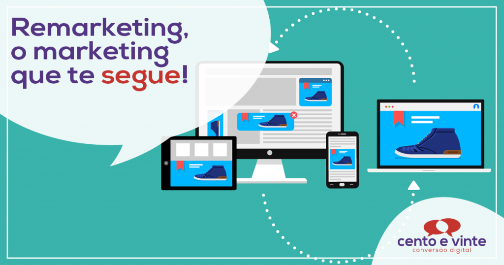 Remarketing - O marketing que te segue! 1