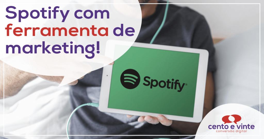 O Spotify como ferramenta de Marketing 1