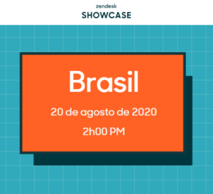 Zendesk Showcase Brasil