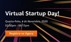 Amazon Virtual StartUp Day @ Online