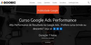 Goobec - Curso Google Ads Performance @ Online