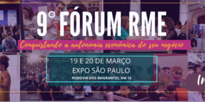 Expositores - 9° Fórum RME @ Expo São Paulo